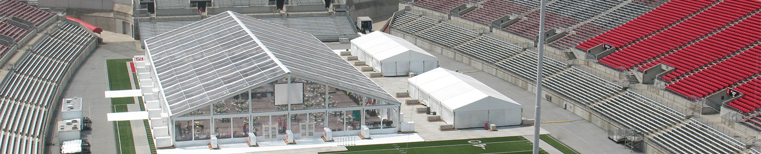 Your complete event equipment rental partner, O'Neil Tents